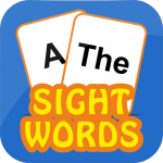Sight Words Flash Cards Icon 512x512