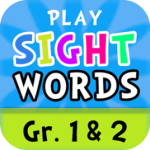 Play Sight Words – Gr. 1 & 2