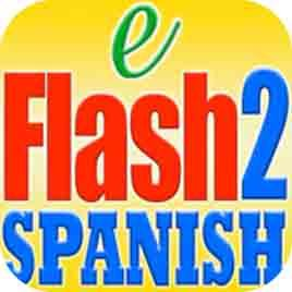 Spanish Baby Flash Cards 2 (Free)